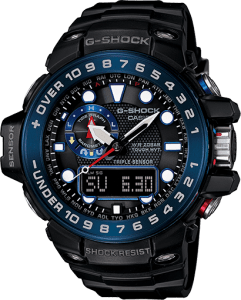 The Casio G-shock Gulfmaster (Ocean) GWN-1000B