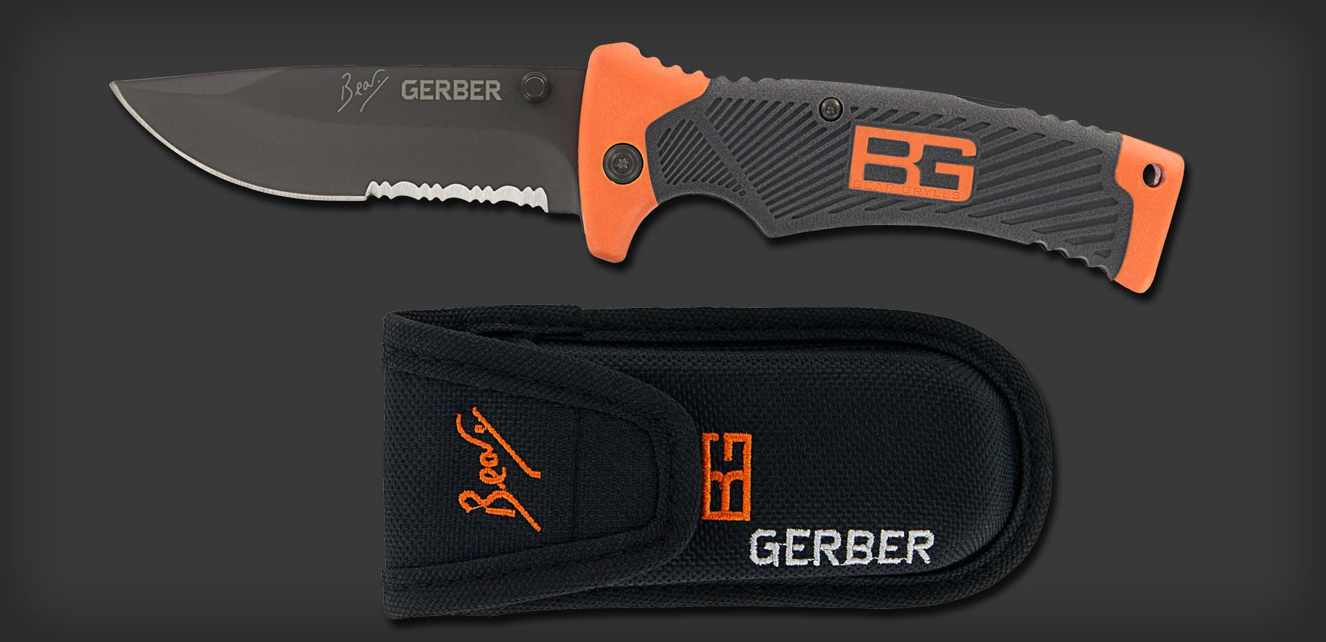 Bear Grills Knife